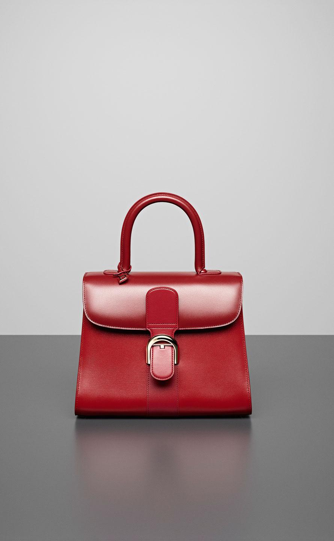 Brillant MM, Box Calf : Camaïeux Rouge de Pourpre