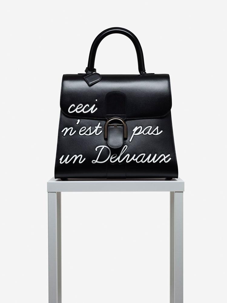 L'Humeur de Brillant 'L'Humour', Box Calf : Noir