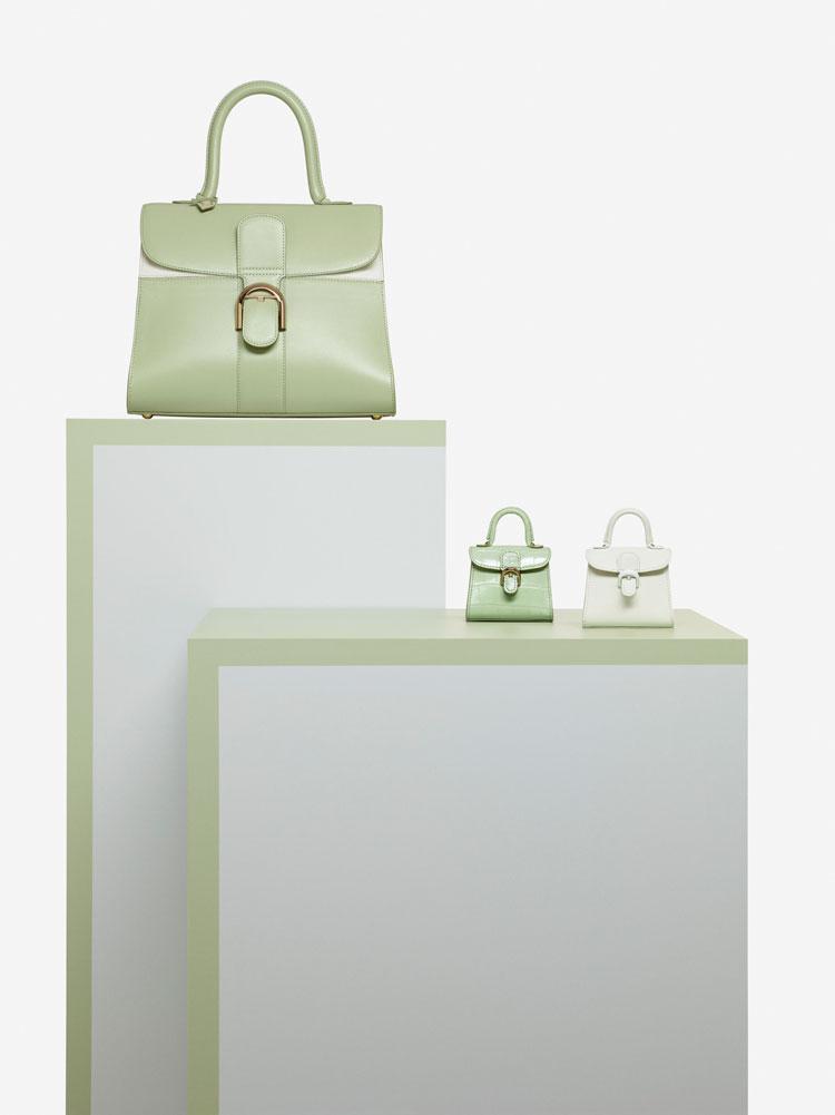 Brillant MM, Mirage : Amande & Ivory - Brillant Charms, Alligator Gel : Amande - Brillant Charms, Polo : Ivory