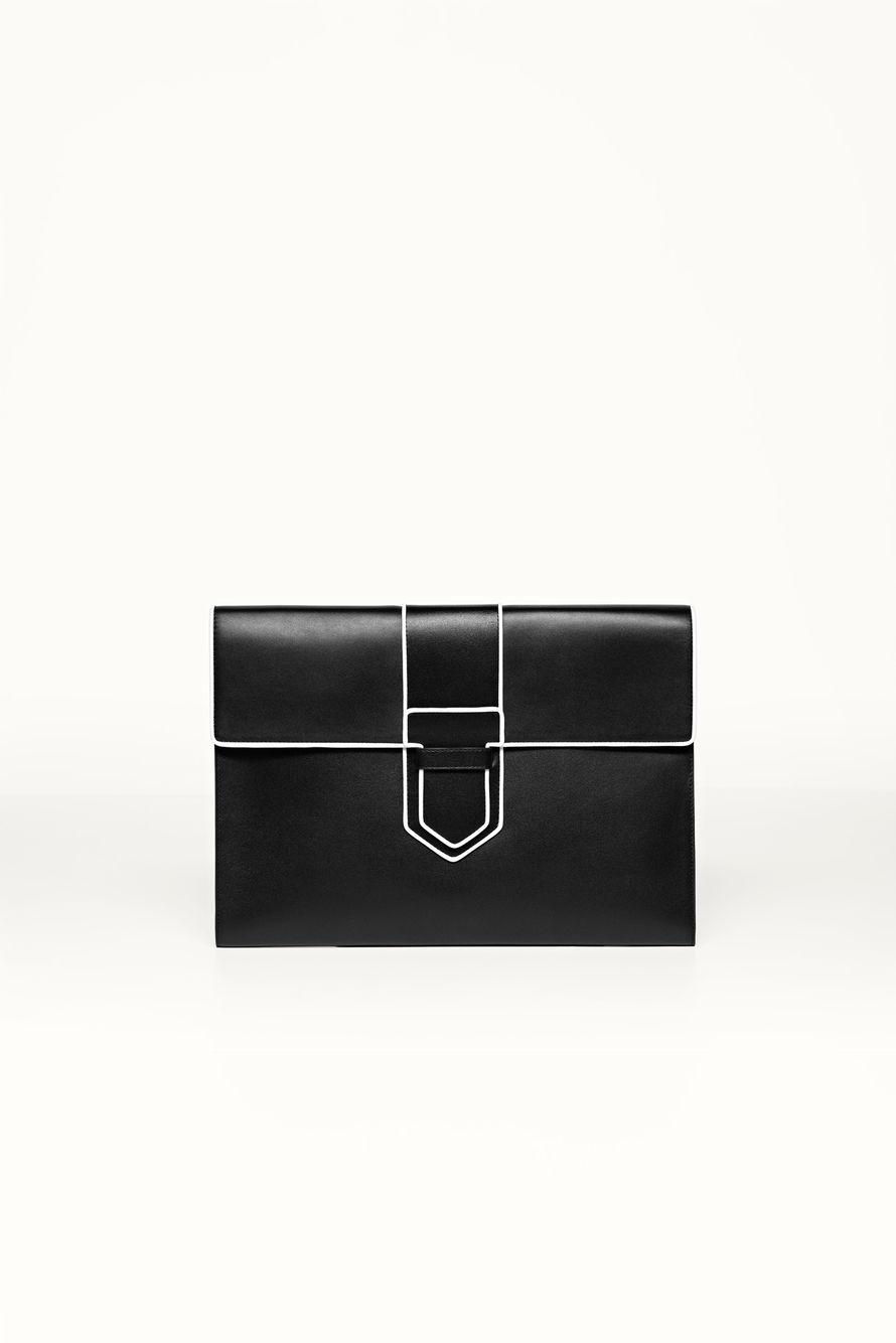 Presse A4, Illusion : Noir & Ivory