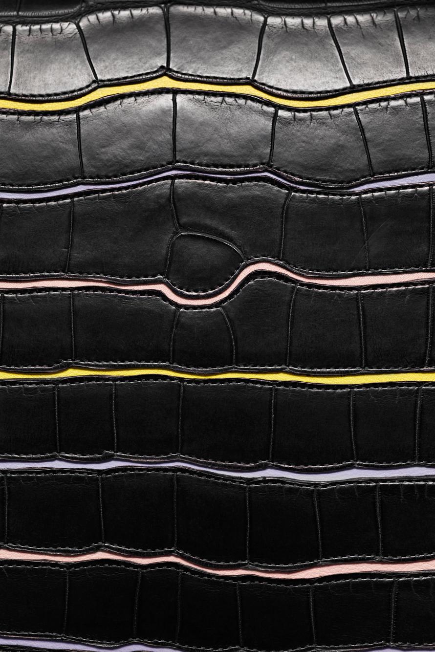 Tempête MM, Alligator Rainbow : Noir
