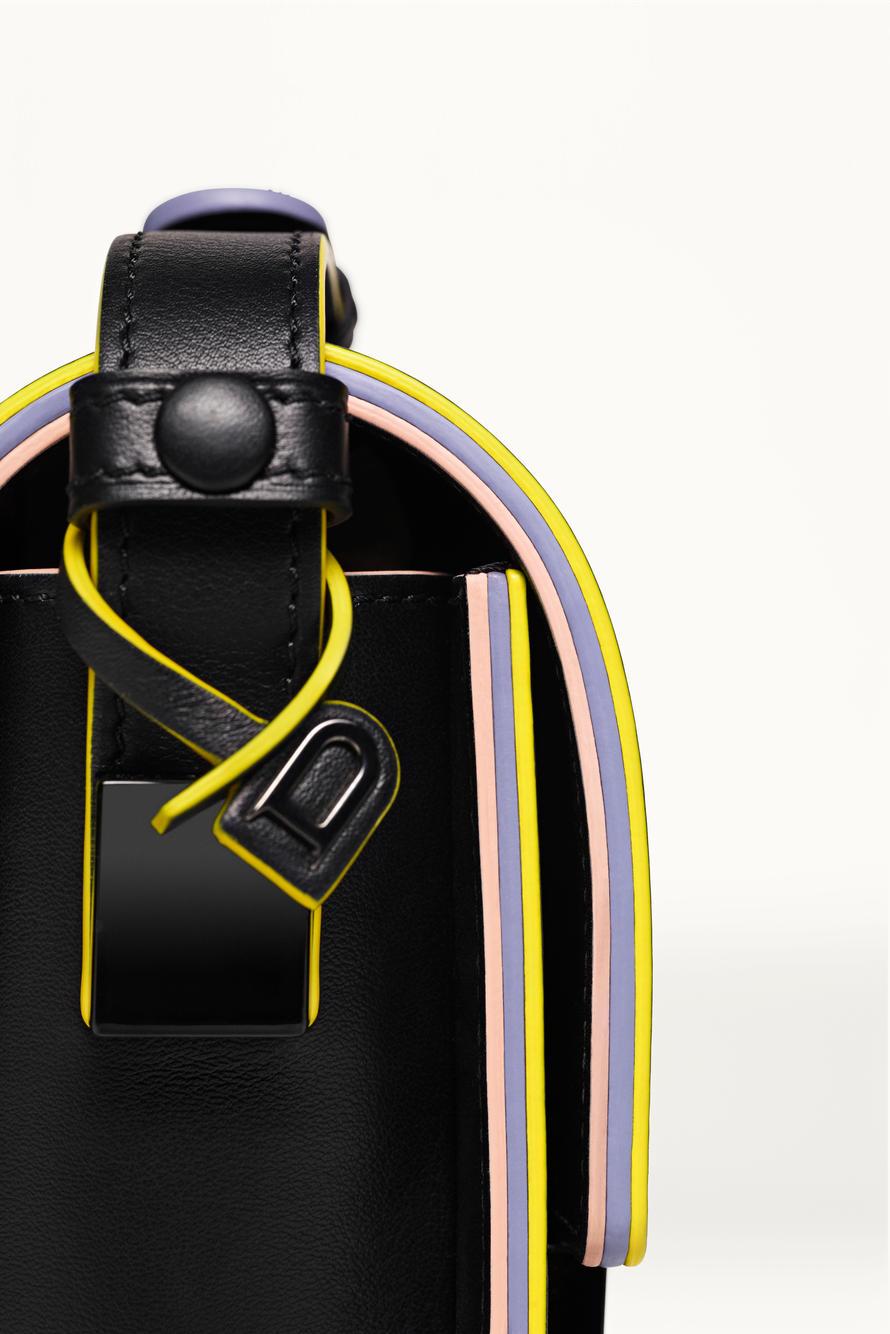 Madame, Ruban : Noir & Rainbow