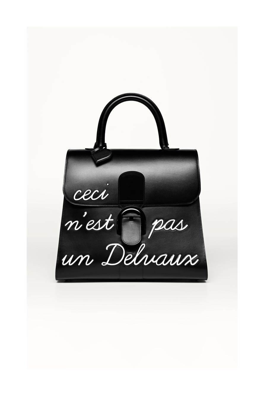 L'Humeur de Brillant « L'Humour », Box Calf : Noir